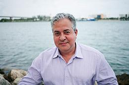 Gabriel Riera, Staff Reporter