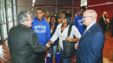 Cuban students arrive at MDC