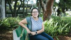 Claudia Romero, Libra Internship class of 2015