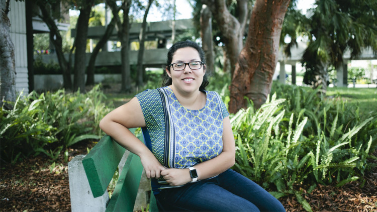 Claudia Romero: A Life-changing Internship with The Libra Group
