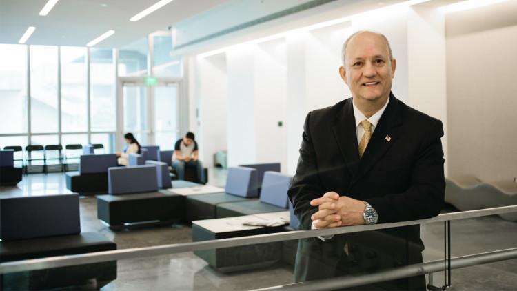 Carlos Mejia, HUD, Internship