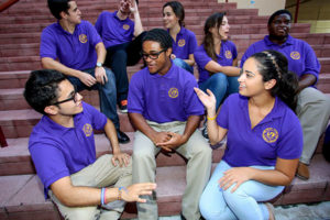 Miami Dade College Honors College Students