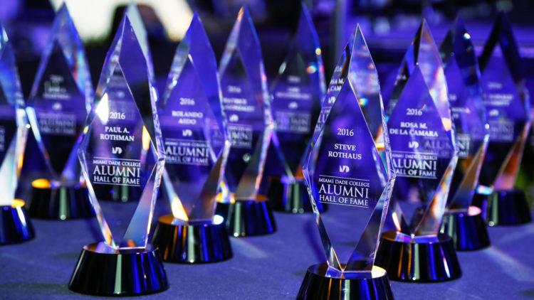 Miami Dade College Hall of Fame Gala 2016