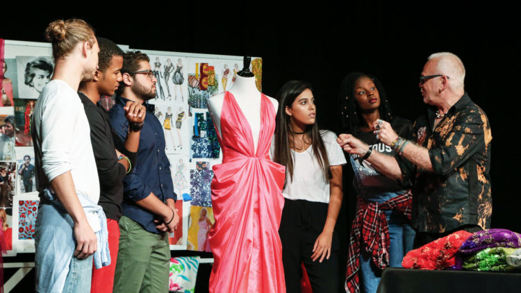 Miami Fashion Institute Opens At Miami Dade College Mdc News