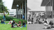 Miami Dade College students in 2016 and 1971