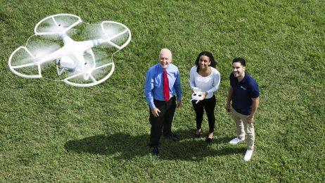 Miami Dade College Drones