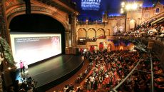 Miami Dade College's Miami Film Festival Opening Night at The Olympia Theater