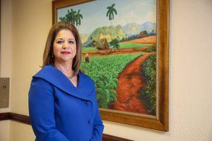 Yolanda R. Nader - MDC Hall of Fame