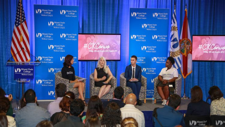 Born This Way Foundation panel discussion