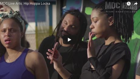 hip hop artists performing