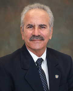 Portrait photo of Juan J. Prieto-Valdés