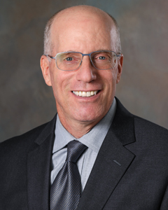 Portrait photo of Larry Frolich