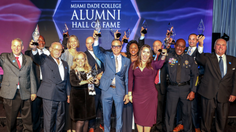 2019 MDC Alumni Hall of Fame Inductees