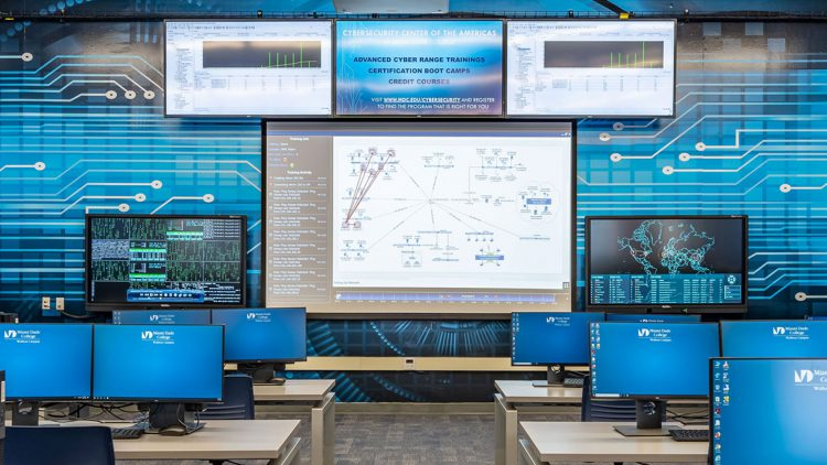Cybersecurity Center at MDC