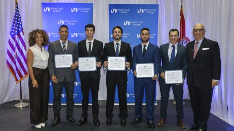 2019 Timothy E. Johnson Jr. Scholarship recipients