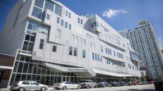 Wolfson Campus, Building 8 exterior