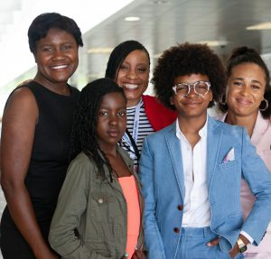 Youth Entrepreneurs with Moms