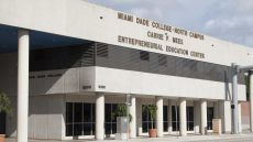 Meek Entrepreneurial Center Building