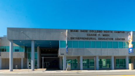 Meek Center Building Exterior