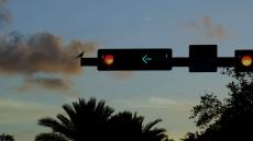 Photograph of traffic light