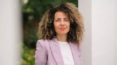 Portrait of Nina Johnson-Milewski