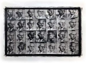 William John Kennedy, Homage to Warhol's American Man,1964