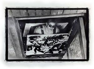 William John Kennedy, Homage to Warhol's Birmingham Race Riot, 1964