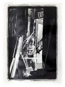 William John Kennedy, Homage to Warhol's Marilyn, 1964